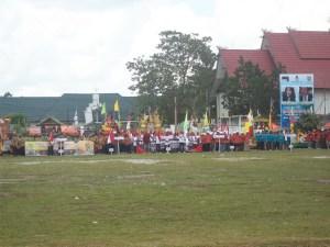 peserta pawai